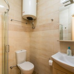 Отель Kantouni Bizi Греция, Корфу - отзывы, цены и фото номеров - забронировать отель Kantouni Bizi онлайн ванная