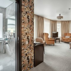 Гостиница Myasnitskiy boutique hotel в Москве 1 отзыв об отеле, цены и фото номеров - забронировать гостиницу Myasnitskiy boutique hotel онлайн Москва комната для гостей фото 9