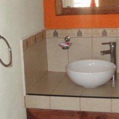 Отель Hacienda Bustillos ванная фото 2
