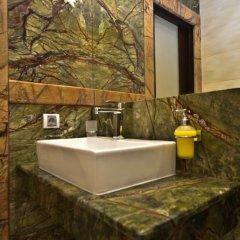 Гостиница Эдельвейс ванная фото 2