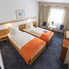 Отель Hansa Hotel Германия, Дюссельдорф - отзывы, цены и фото номеров - забронировать отель Hansa Hotel онлайн комната для гостей фото 4