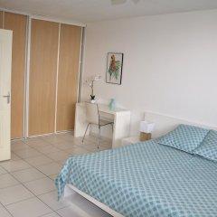 Отель Appartement 2 chambres vue mer комната для гостей фото 3