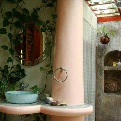 Отель La Cigale ванная