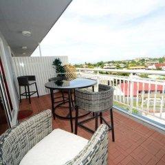 Отель Sarah Nui Папеэте балкон