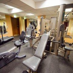 Гостиница Амбассадор фитнесс-зал фото 2