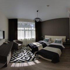 Гостиница Силуэт комната для гостей