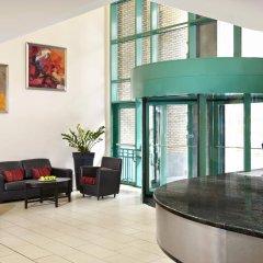 Отель Four Points by Sheraton Brussels интерьер отеля