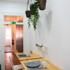 Отель The Mulberry Tree Lisbon Hostel Португалия, Лиссабон - отзывы, цены и фото номеров - забронировать отель The Mulberry Tree Lisbon Hostel онлайн удобства в номере фото 2