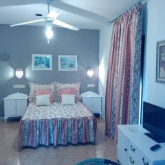 Отель Apartamentos Pájaro Azul Сьерра-Невада комната для гостей