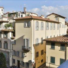 Отель MyFlorenceHoliday Santa Croce Италия, Флоренция - отзывы, цены и фото номеров - забронировать отель MyFlorenceHoliday Santa Croce онлайн балкон