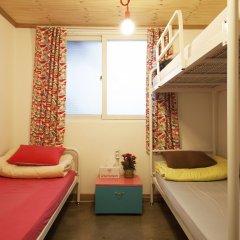 Lazy Fox Hostel сауна