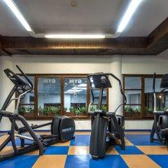 Отель Tanne Болгария, Банско - отзывы, цены и фото номеров - забронировать отель Tanne онлайн фитнесс-зал фото 2