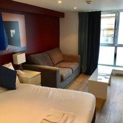 Отель Brunswick Merchant City Hotel Великобритания, Глазго - отзывы, цены и фото номеров - забронировать отель Brunswick Merchant City Hotel онлайн комната для гостей