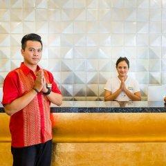 Отель Aiyara Palace Таиланд, Паттайя - 3 отзыва об отеле, цены и фото номеров - забронировать отель Aiyara Palace онлайн бассейн фото 2