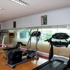 Sunway Hotel фитнесс-зал фото 3
