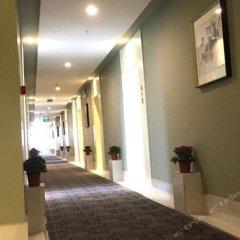Hongjingdi Boutique Hotel (Chengdu Jinniu Wanda Plaza) интерьер отеля