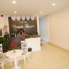 Thanh Thanh Hotel Далат питание