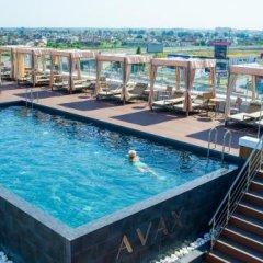 Гостиница Grand Spa Avax бассейн фото 3