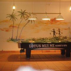 Отель Lotus Muine Resort & Spa Вьетнам, Фантхьет - отзывы, цены и фото номеров - забронировать отель Lotus Muine Resort & Spa онлайн интерьер отеля фото 2