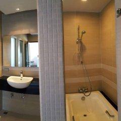 Отель April Suites Pattaya Паттайя ванная фото 2