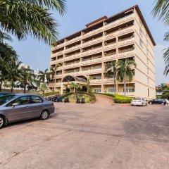 Отель View Talay Residence 1 by PSR Паттайя парковка