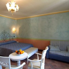 Отель Valle Rosa Country House Сполето комната для гостей фото 4