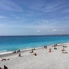 Hotel Annexe Nice пляж