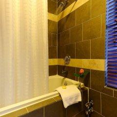 Отель Washington Jefferson Hotel США, Нью-Йорк - отзывы, цены и фото номеров - забронировать отель Washington Jefferson Hotel онлайн ванная