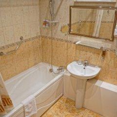 Гостиница Лагуна Липецк в Липецке 8 отзывов об отеле, цены и фото номеров - забронировать гостиницу Лагуна Липецк онлайн ванная
