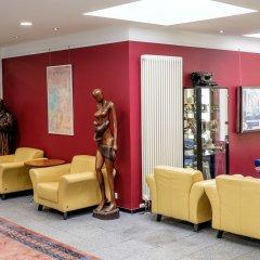 Отель Königshof am Funkturm Германия, Ганновер - 1 отзыв об отеле, цены и фото номеров - забронировать отель Königshof am Funkturm онлайн интерьер отеля