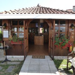 Отель Irida гостиничный бар