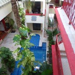 Отель Maya Turquesa Мексика, Плая-дель-Кармен - отзывы, цены и фото номеров - забронировать отель Maya Turquesa онлайн фото 2