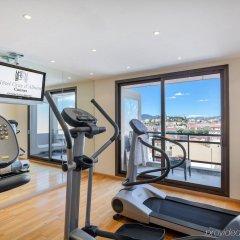 Hotel Barriere Le Gray d'Albion Канны фитнесс-зал фото 2