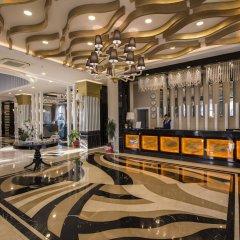 Отель Palm World Resort & Spa Side - All Inclusive Сиде интерьер отеля