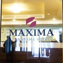 Гостиница Максима Панорама сауна