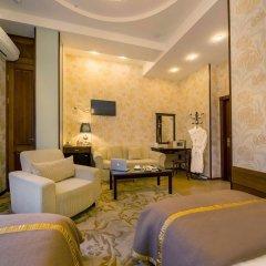 Гостиница Happy Inn St. Petersburg комната для гостей