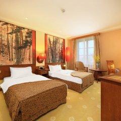 Отель Lindner Hotel Prague Castle Чехия, Прага - 2 отзыва об отеле, цены и фото номеров - забронировать отель Lindner Hotel Prague Castle онлайн комната для гостей фото 2