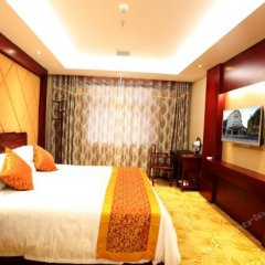 Zhongmei Hotel комната для гостей фото 3