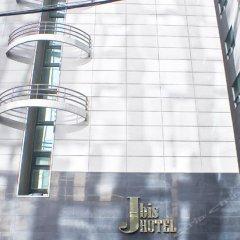 JbIS hotel ванная фото 2