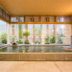 Отель Nishitetsu Croom Hakata Хаката бассейн