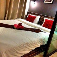 48 Metro Hotel Bangkok комната для гостей фото 5