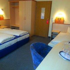 Отель City Partner Hotel Strauss Германия, Вюрцбург - отзывы, цены и фото номеров - забронировать отель City Partner Hotel Strauss онлайн комната для гостей фото 4