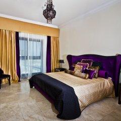 Отель Beach Residence, Palm Jumeirah комната для гостей