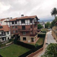 Отель Pensión Basagoiti балкон