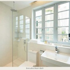 Hotel Bencoolen@Hong Kong Street ванная фото 2