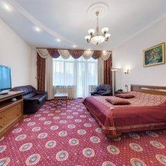 Гостиница Ревиталь Парк комната для гостей фото 3