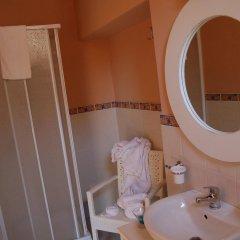 Отель Al Vicoletto Агридженто ванная фото 2