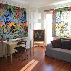 Гостиница Mogol's Flat в Санкт-Петербурге отзывы, цены и фото номеров - забронировать гостиницу Mogol's Flat онлайн Санкт-Петербург комната для гостей фото 4