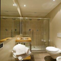 Отель Norden Palace Италия, Аоста - отзывы, цены и фото номеров - забронировать отель Norden Palace онлайн ванная фото 2