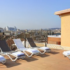 Hotel degli Artisti балкон